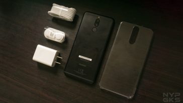 Huawei Nova 2i unboxing - NoypiGeeks