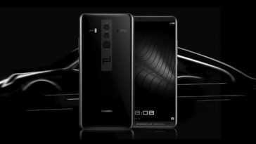 Huawei Mate 10 Porsche Design - NoypiGeeks