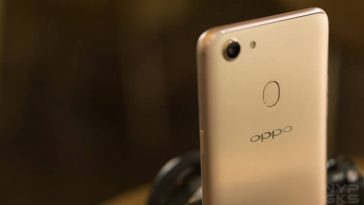 OPPO F5 Hands on
