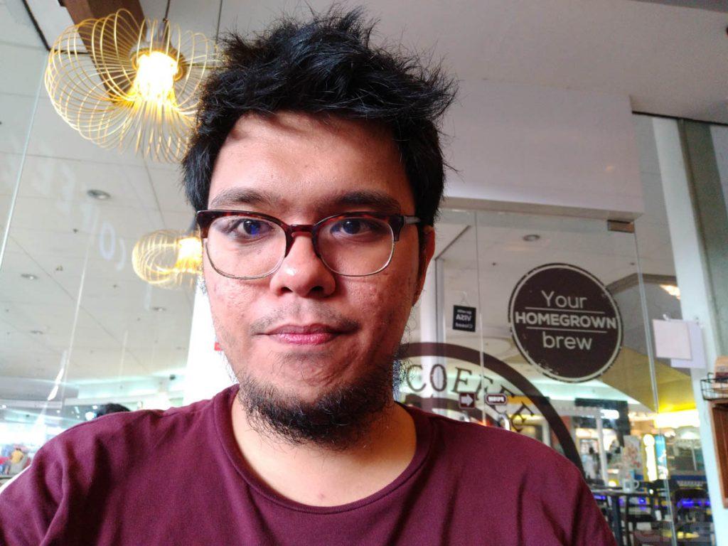 Vivo V7+ camera samples selfies-6