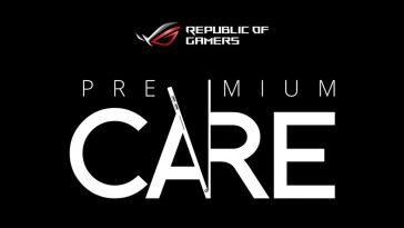 ASUS ROG Premium Care