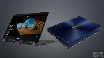 ASUS ZenBook Flip 15 Flip S Philippines - NoypiGeeks