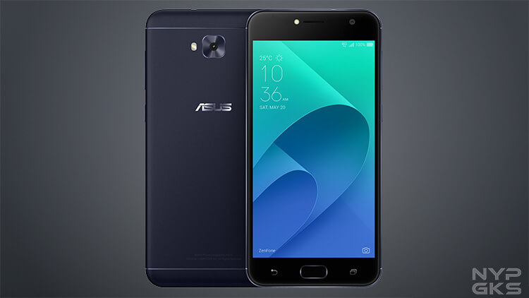ASUS Zenfone 4 Selfie Lite Officially Available In The