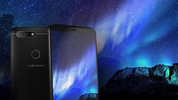 Cloudfone Next Infinity Quattro Specs
