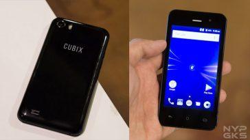 Cherry Mobile Cubix Cube OnRev Astro