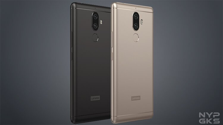 Lenovo K8 Plus and K8 Note