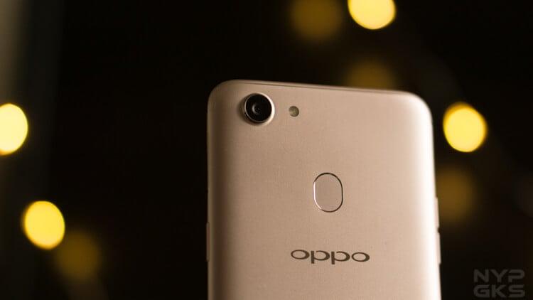 OPPO F5 Specs
