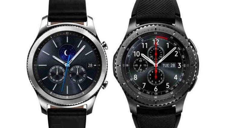 Samsung-Gear-S3-Gear-Sport-40-days-long-battery-life