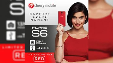 cherry mobile flare s6 red