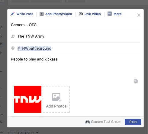 facebook-connect-gamers-feature