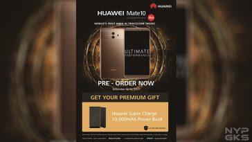 huawei mate 10 price philippines