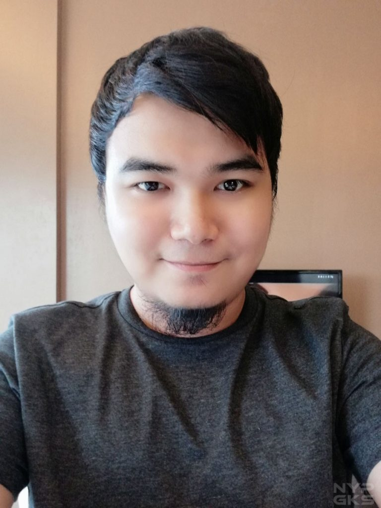 Huawei Nova 2i selfie camera test