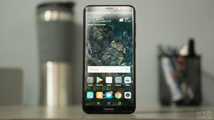 Huawei Nova 2i finally gets face unlock security feature