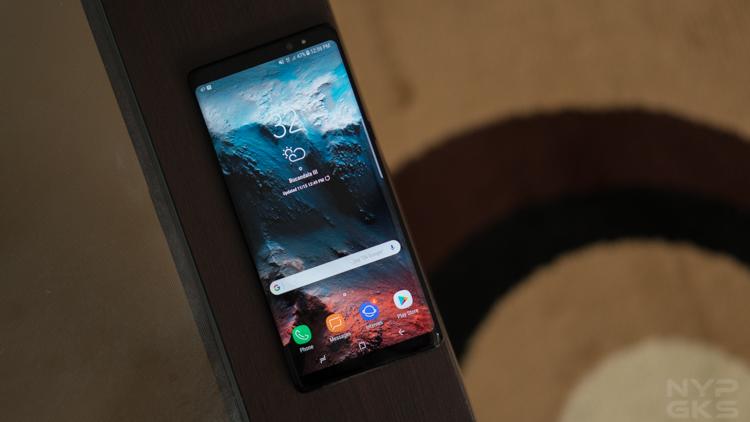 Samsung Note 8 Philippines