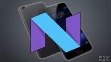 vivo v5 android nougat update