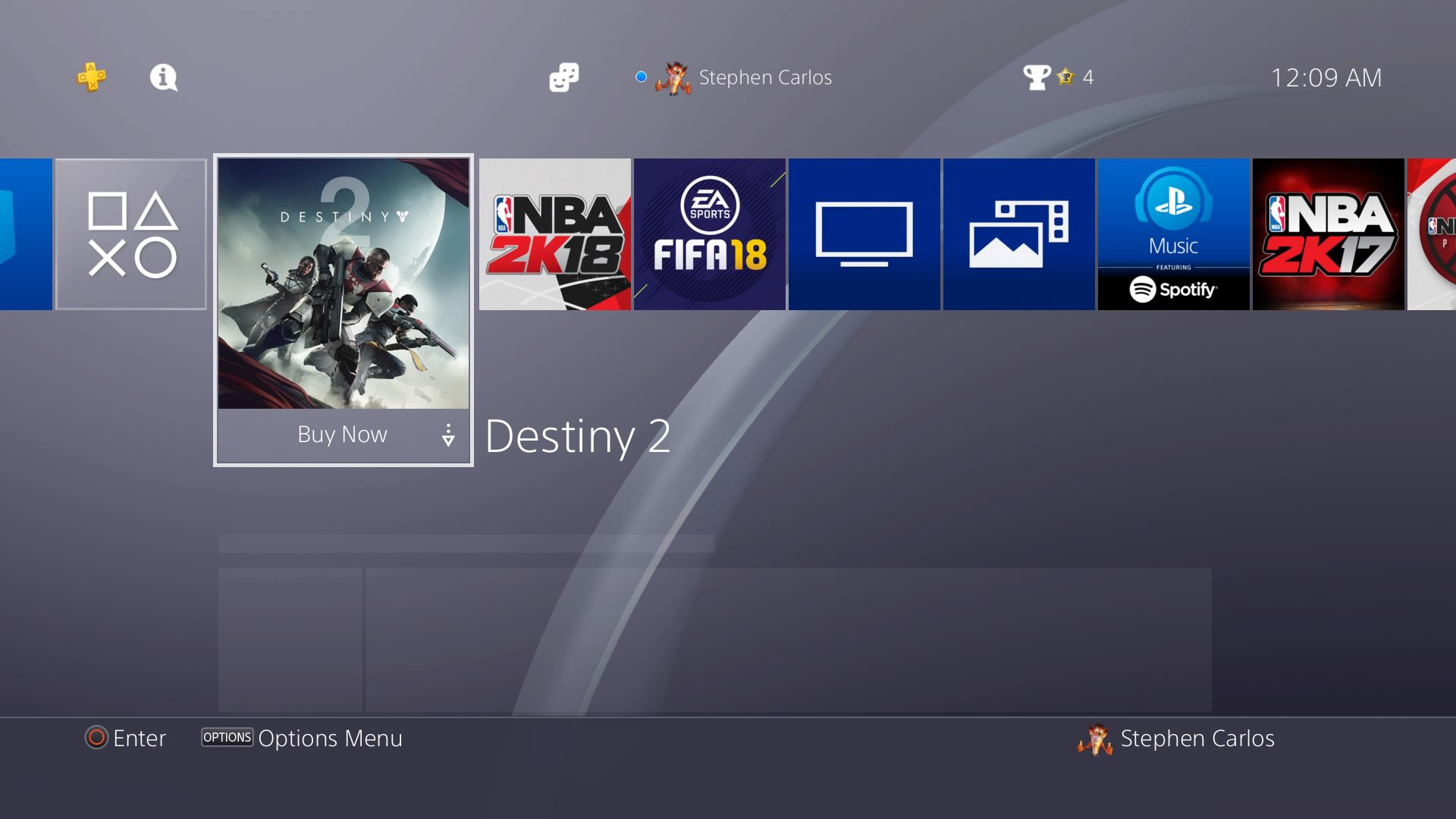 Disabling Ads on your PS4 Homepage: A step by step guide