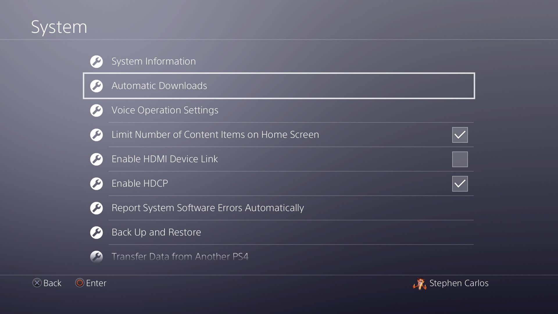 Tutorial: How to remove PS4 ads homepage