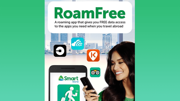 RoamFree app - Android, iOS