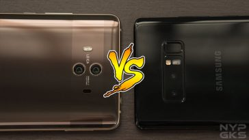 huawei mate 10 v samsung galaxy note 8