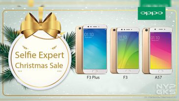 OPPO Christmas Sale - F3, A57, F3 Plus