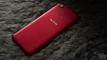 OPPO F5 6GB - NoypiGeeks