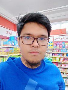 Vivo V7 Selfies Bokeh