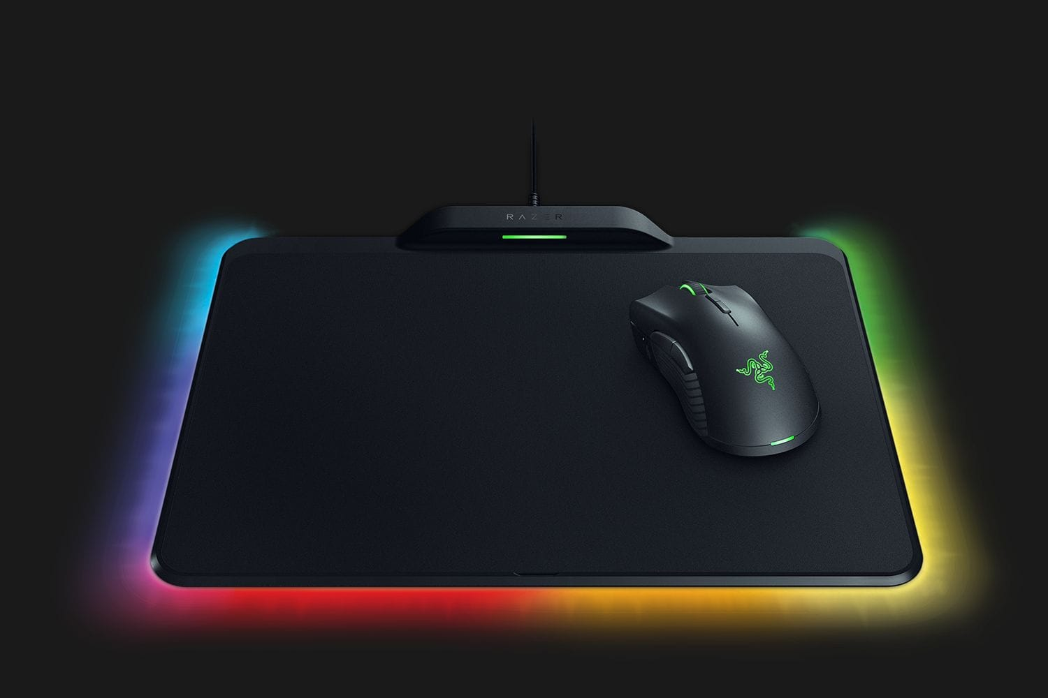 The Razer Firefly HyperFlux