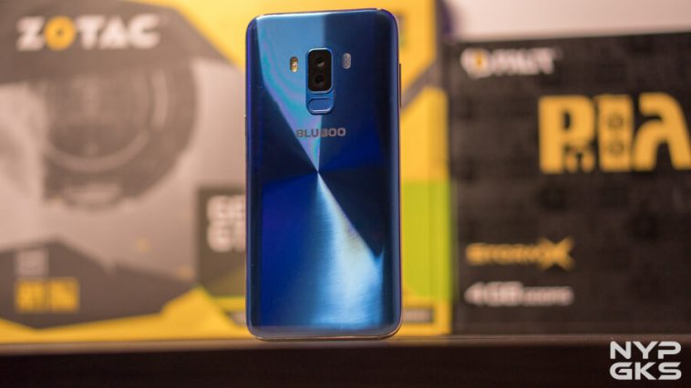 Bluboo S8 Review — NoypiGeeks