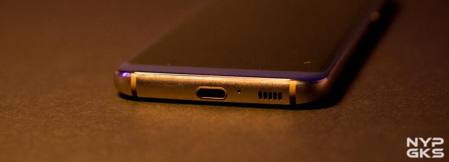 Bluboo S8 ports