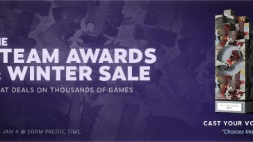 Steam Awards 2017 Winners