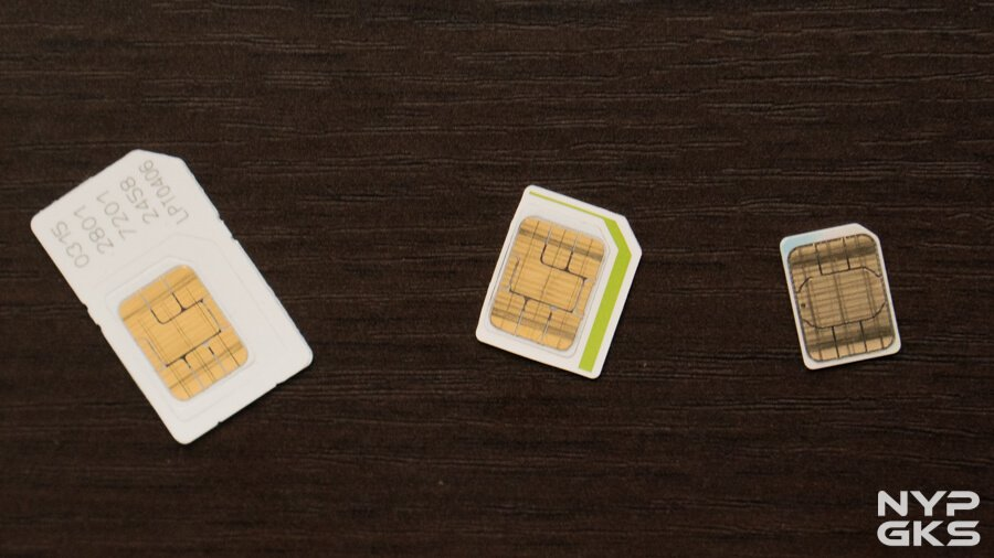 Regular, micro, and nano SIM Cards — NoypiGeeks