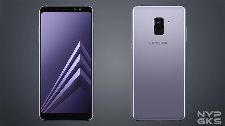 Galaxy A8 2018 Philippines