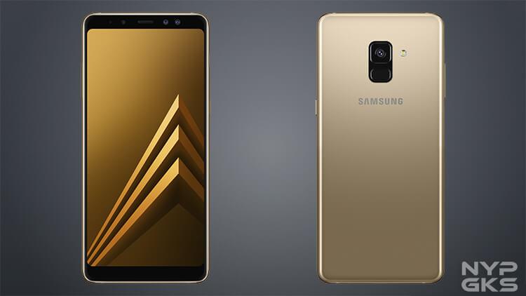 Galaxy A8 2018 Philippines — NoypiGeeks