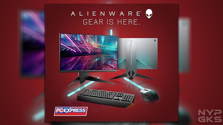 Alienware gaming peripherals Philippines