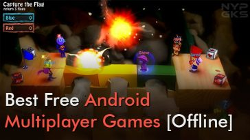 Best Free Android Multiplayer Games Offline noypigeeks
