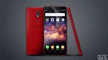 Cloudfone Next Infinity Pro Red