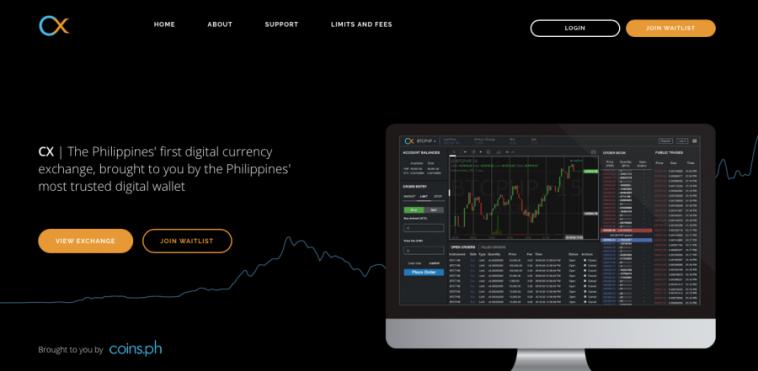 Coins Exchange (CX) - NoypiGeeks