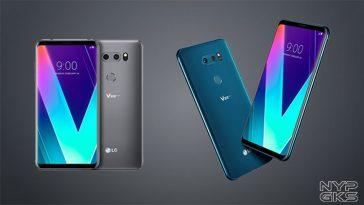 LG V30s ThinQ - NoypiGeeks