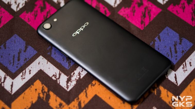 OPPO A83 with 2GB RAM officially launched in the Philippines