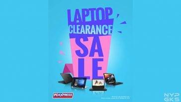 PCExpress laptop clearance sale