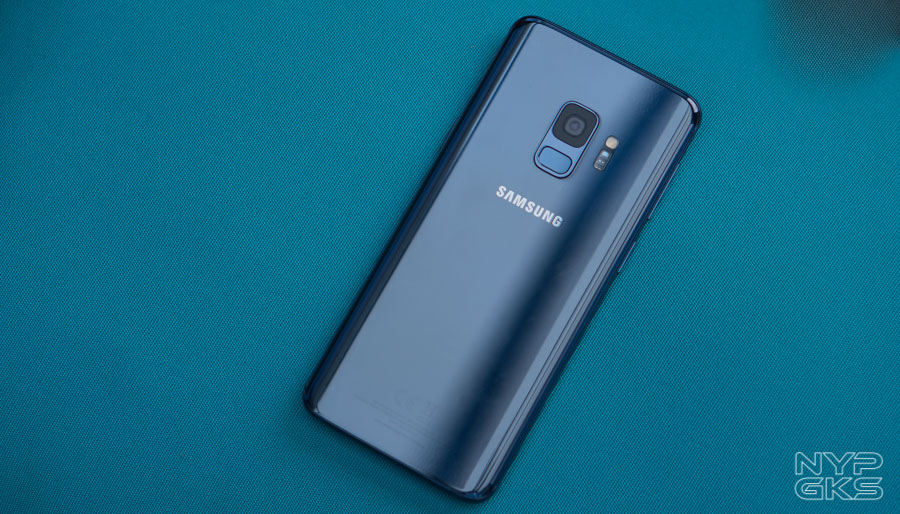 Samsung Galaxy S9 hands on review