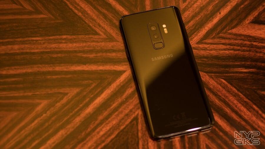 Samsung Galaxy S9 vs note 8 comparison