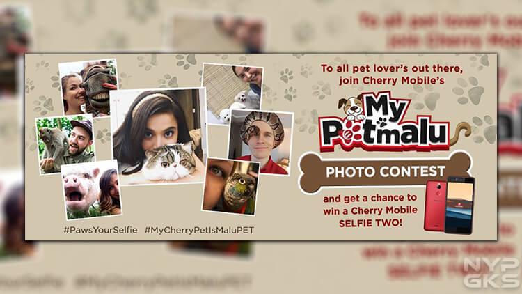 cherry mobile my petmalu contest