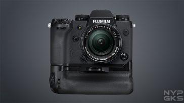 Fujifilm X-H1 — NoypiGeeks
