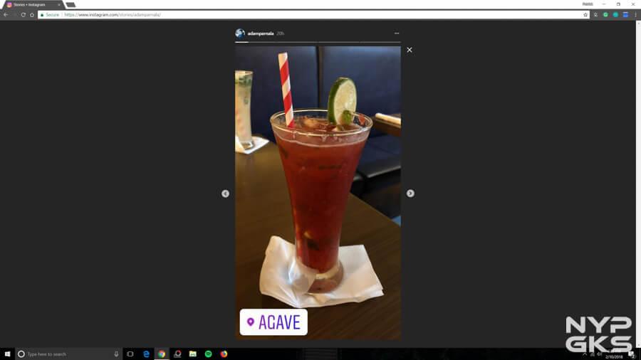 how to screenshot instagram stories-1