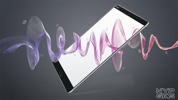 Huawei MediaPad M5 Specs