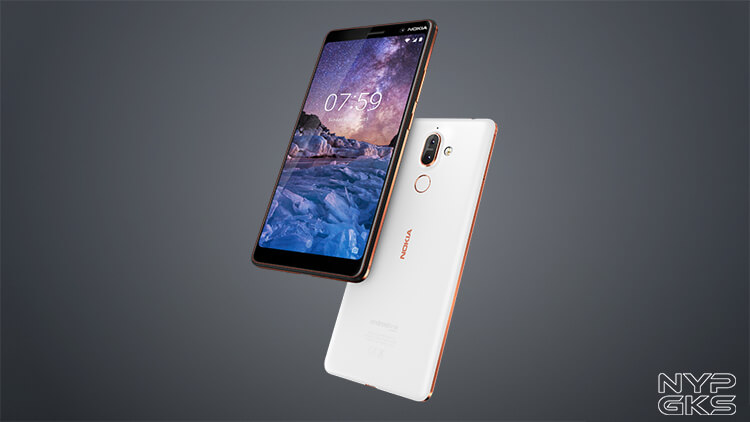 Nokia 7 Plus Philippines - Price, Specs, Features, Availability