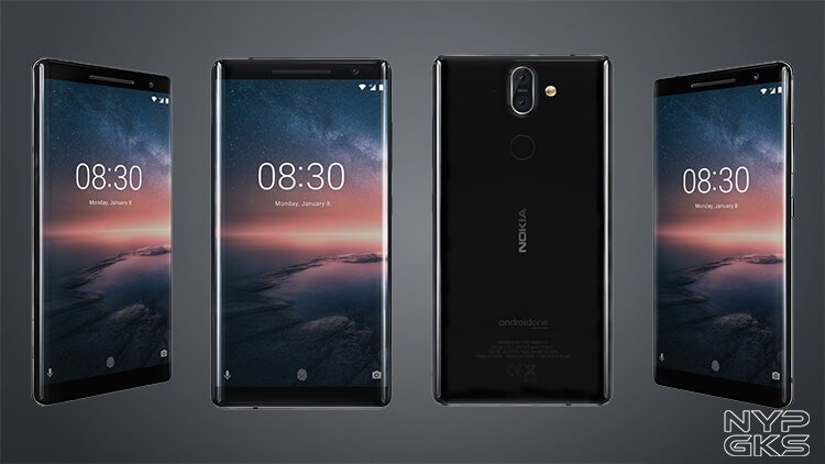nokia 8 sirocco price specs features availability