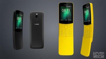 Nokia 8810 4G Price Philippines — NoypiGeeks