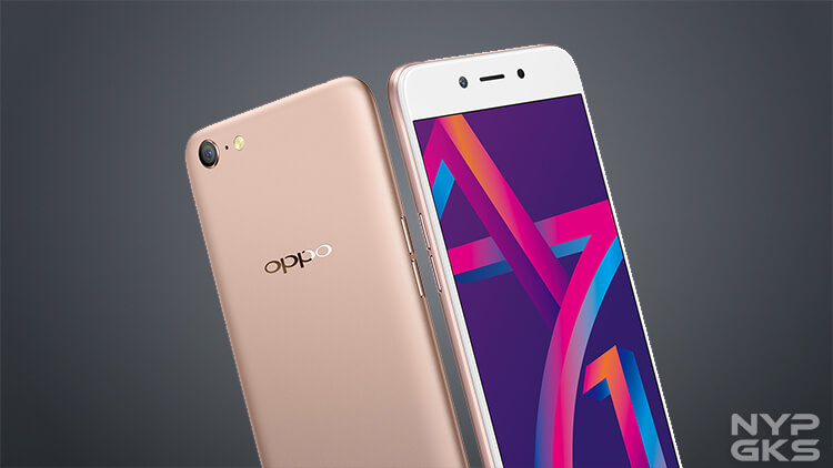 OPPO A71 2018 - Specs, Price, Features